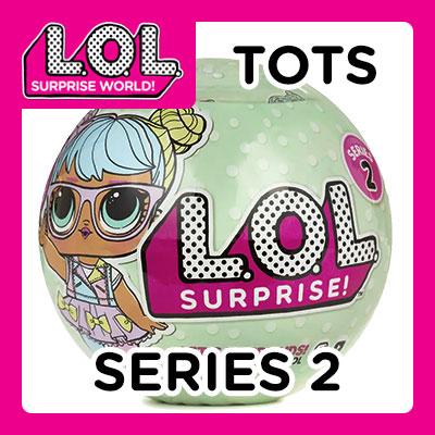 Lol Surprise Dolls Tots Lol Surprise World